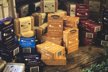 Joy Lane Farm Goat Milk Soaps & Lotions