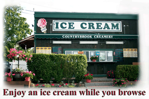 Countrybrook - Ice Cream Center